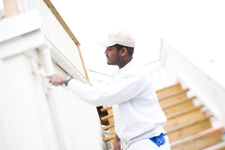 Må du male huset i år?