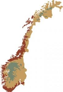 Råtekart Norge