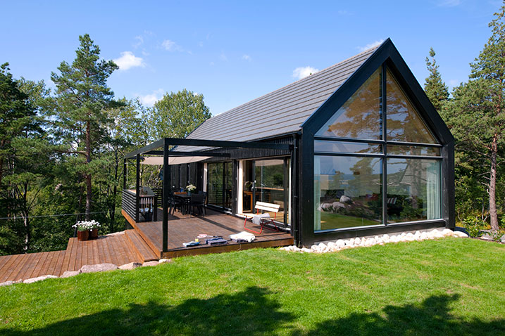 Gi huset solfaktor!