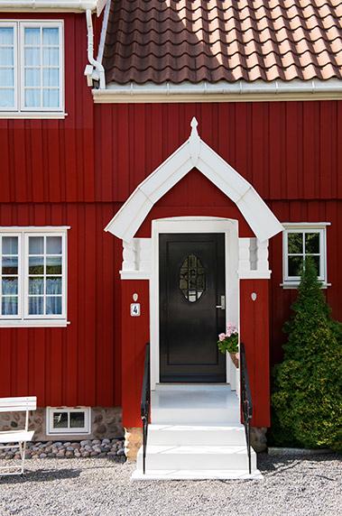 Dette bør du vite hvis du har rødt hus!