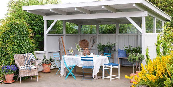 Finn riktig farge til din terrasse
