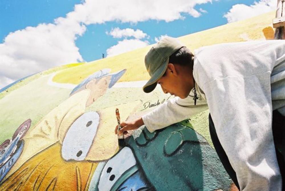 Art for all the world ecuador