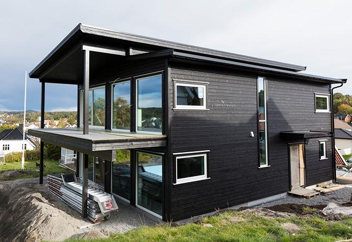 Bygge nytt hus?