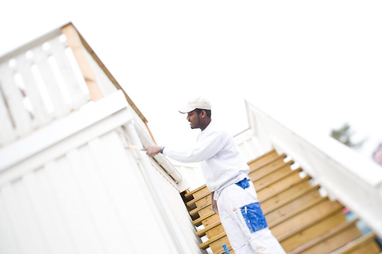 Bør du male huset i år?