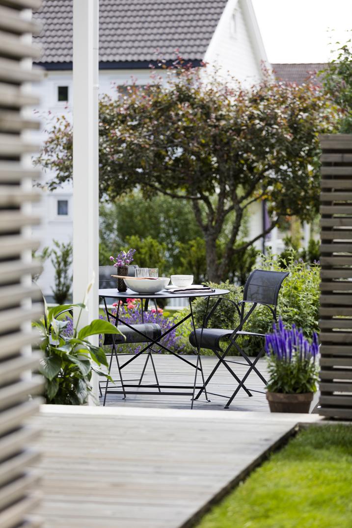 Gjør terrassen klar for sesongen