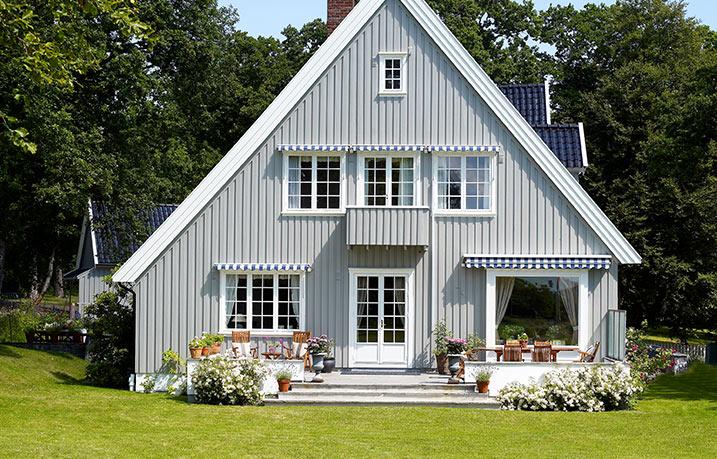 Finn din gråfarge til huset