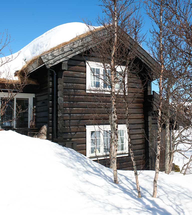 Beise laftet hytte?