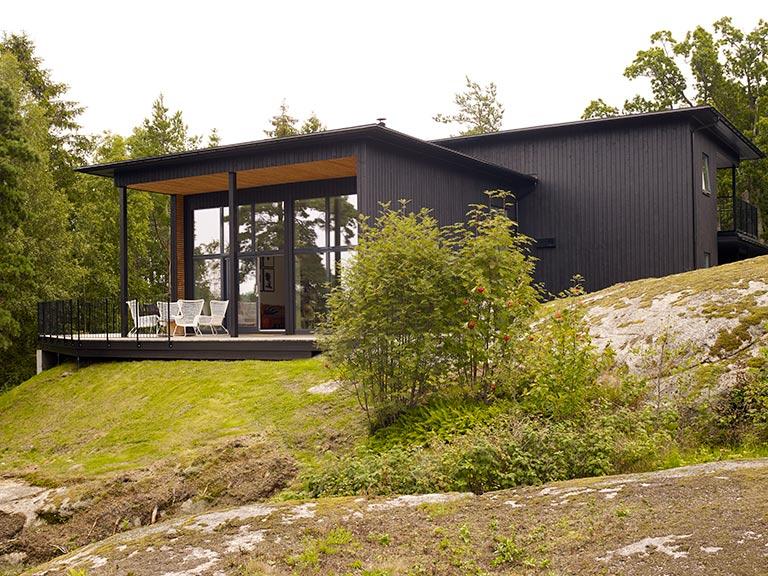 Norges mest attraktive husfarge?