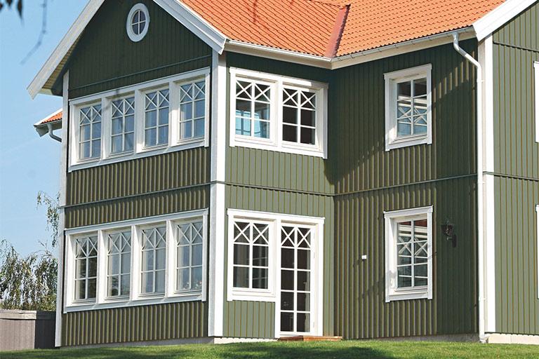 Mange ønsker seg grønt hus