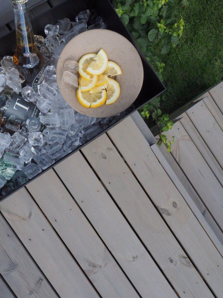 Trebitt Terrassebeis 90029 Naturlig Sølvgrå