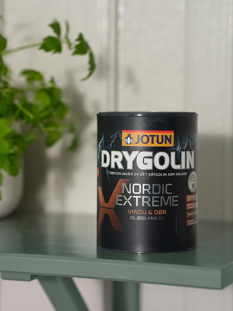 Jotun Drygolin Extreme Vindu og Dør